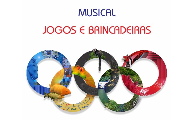 musical jogos