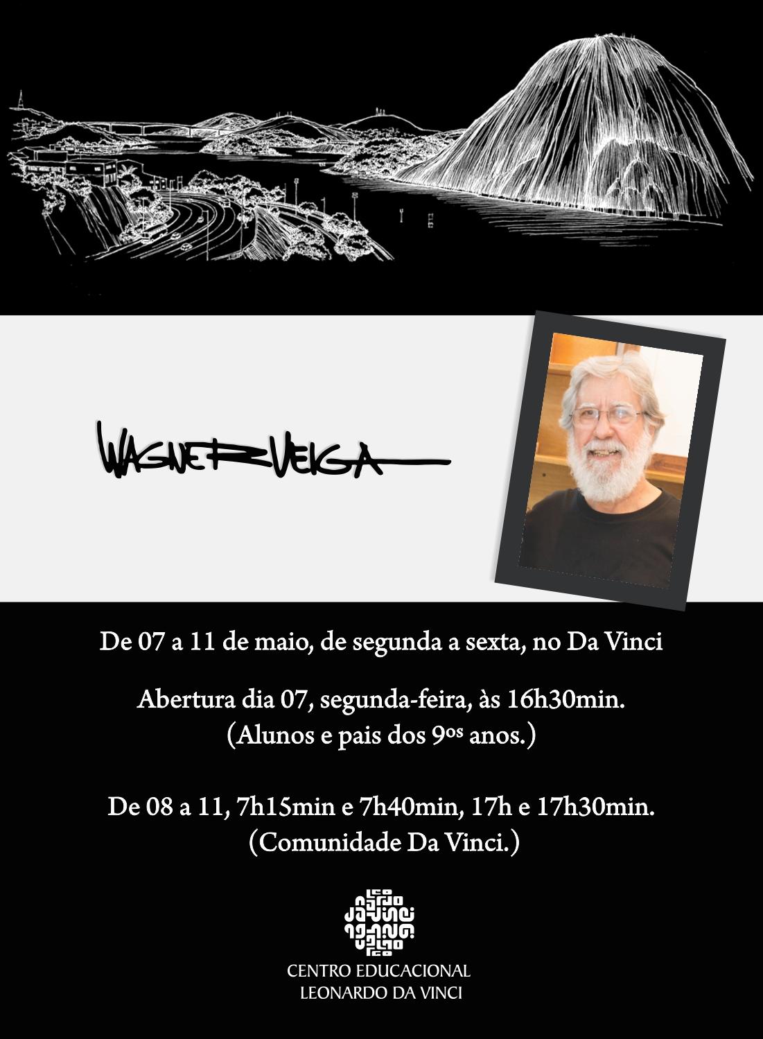 Exposição Wagner Veiga