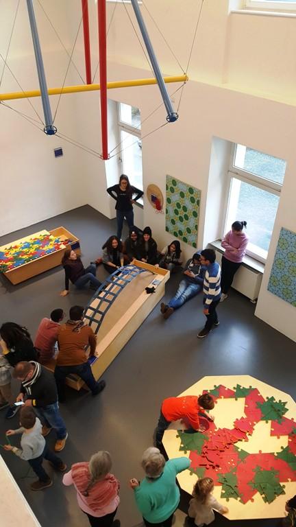 8 museu da matematica