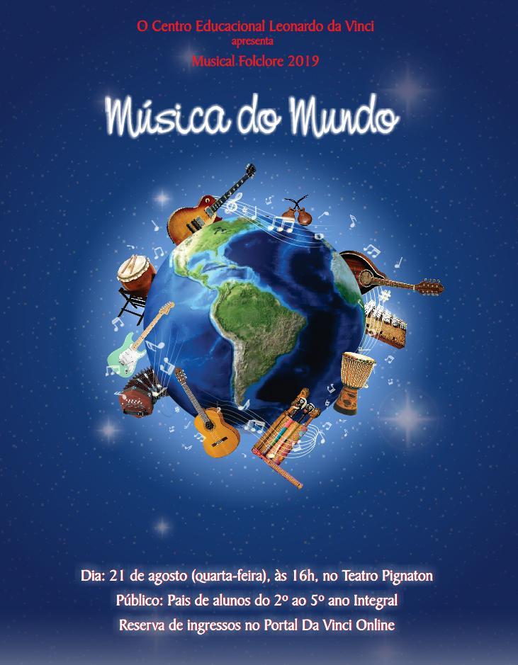 cartaz musical