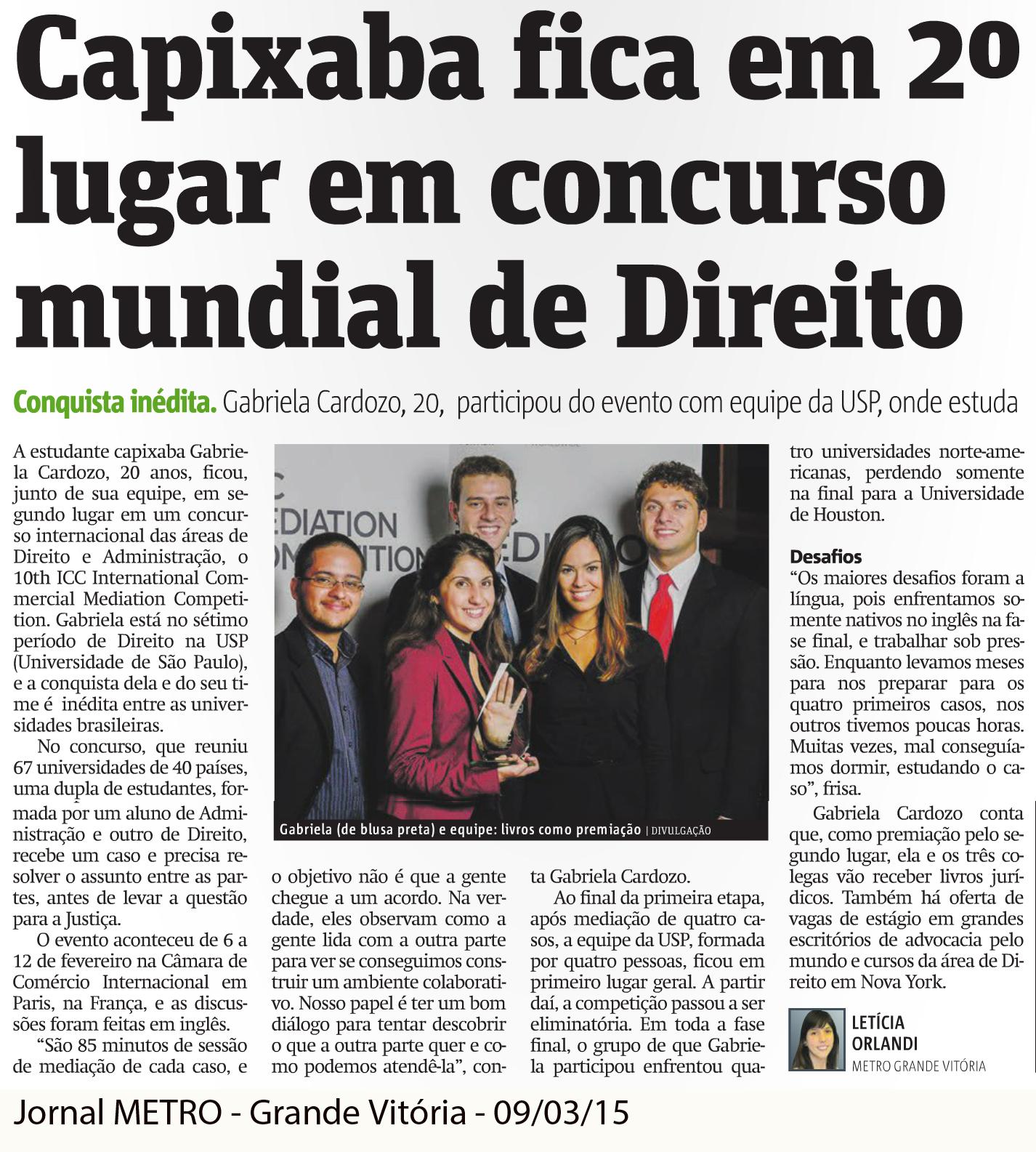 gabriela-jornal-metro-09-03-15
