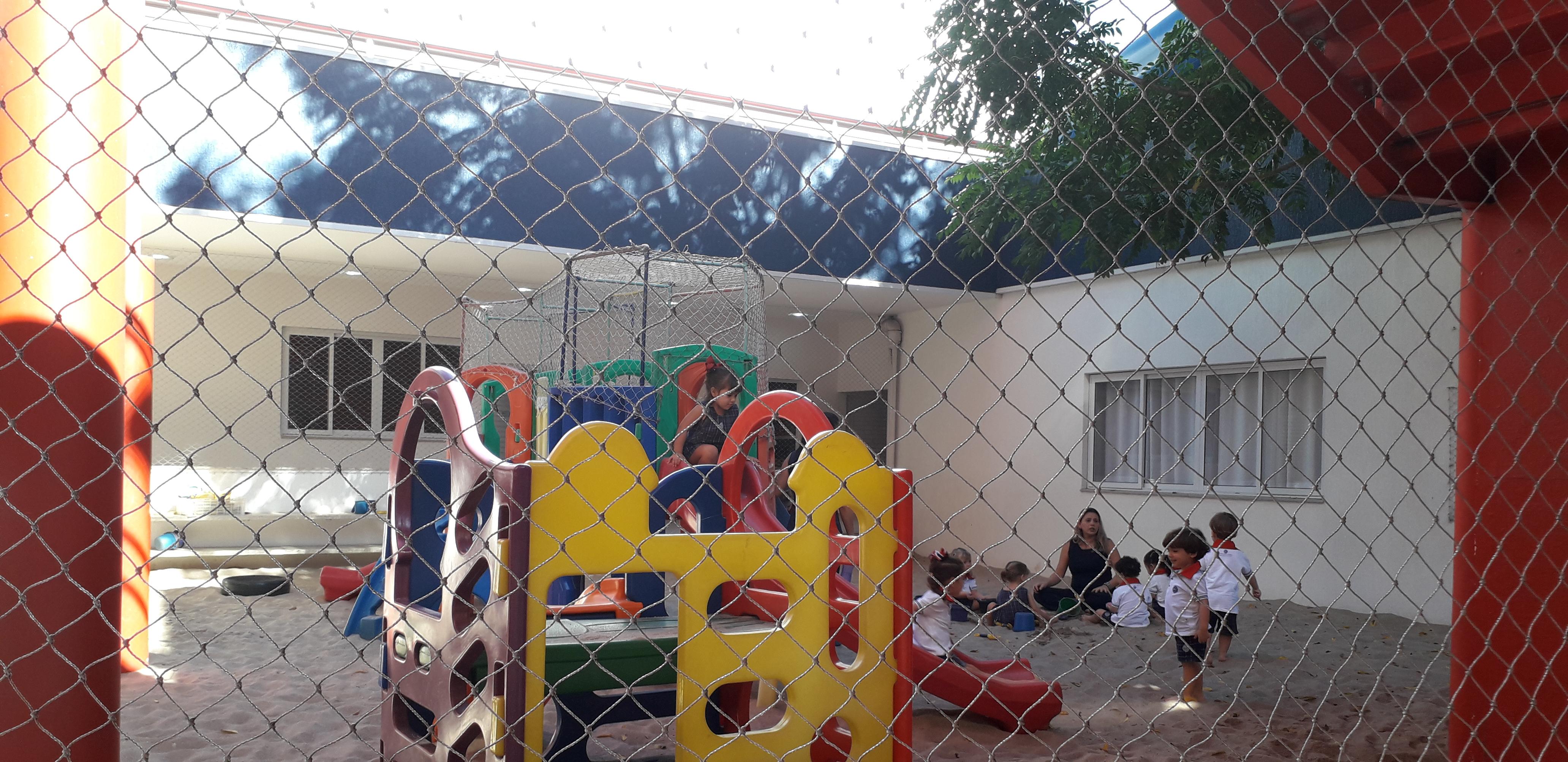 Parque de areia Infantil