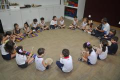 Sala de musica Infantil