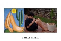 ARTHUR P MELO
